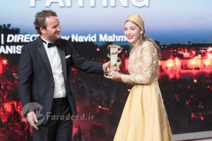 OMID girl wins Marrakech International Film Festival Award
