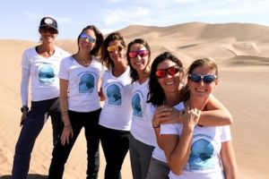 Women On A Mission In Singapore For Omid