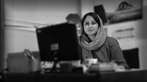 Employee of the Month: Diba Ferdowsi